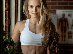 Fitness Goals: Fuelled by your Inner Fire with Anna Petrie