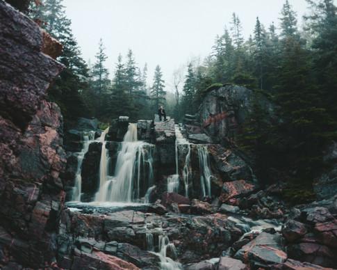 Black Brook Falls