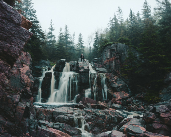 Black Brook Falls