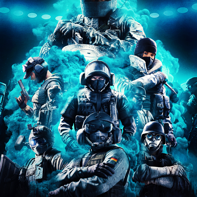 R6 Poster