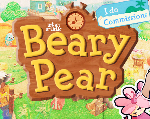 Beary Pear Rebrand