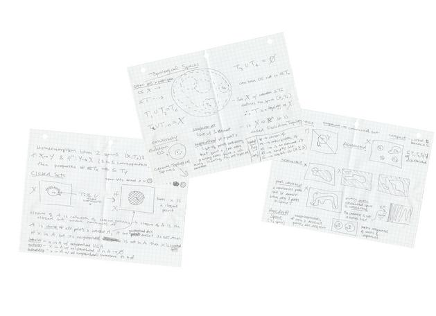 Topological Data Analysis Notes