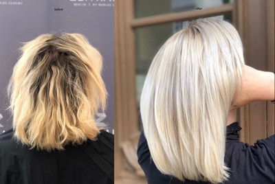 Highlights before / after
