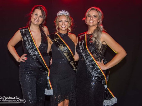 Miss Wellness Beauty 2021. And the winner is....