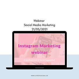 webinar Social Media Marketing