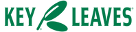 001 KEY LEAVES-LOGO-AND-TYPE-Green-on-Tr