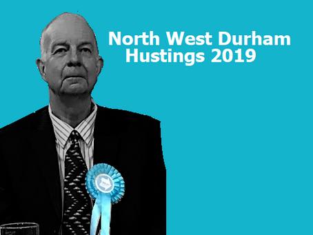 North West Durham Hustings 2019