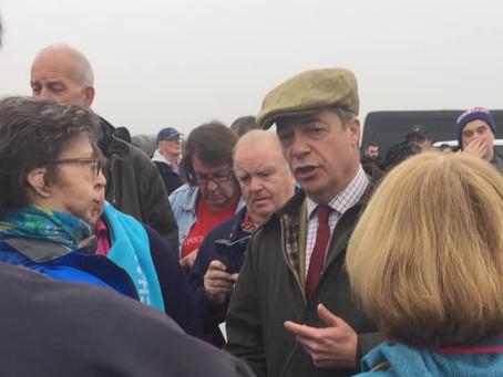 Sunday Morning with Mr Farage