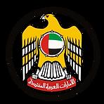 UAE Emblem circle Transparent.png