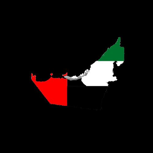 UAE Map Transparent.png