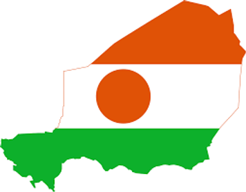 Map flag of Niger.png