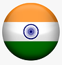 round flag of india.png