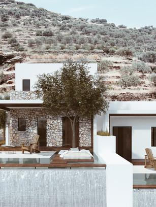 Luxury villas in Sifnos