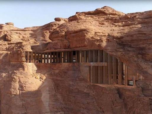 Το θέρετρο Sharaan Resort εξυμνεί τους αρχαίους πολιτισμούς