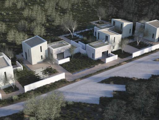 Ελαιώνας Project:Πως το Concept Design δημιουργεί την ενιαία, ολοκληρωμένη αρχιτεκτονική πρόταση.