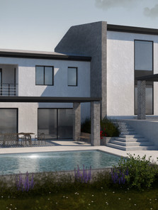 Luxury Villa στο Νέο Βουτζά