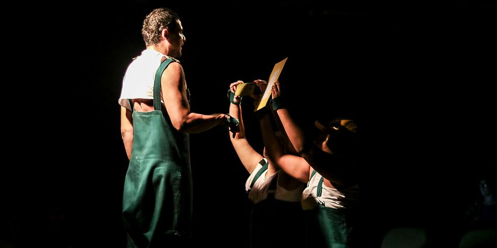 Jogo do Bicho - Mostra de Teatro do Amazonas