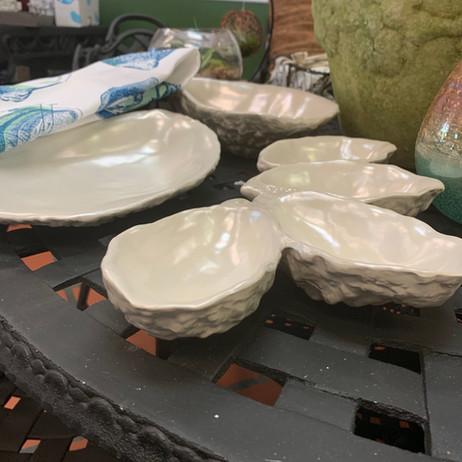 Oyster Serving Bowls