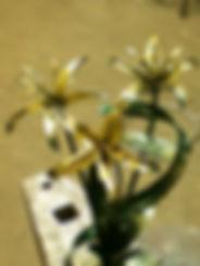 ковка цветы