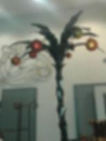 пальма кованая