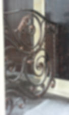 перила балконные / ограждения лестниц