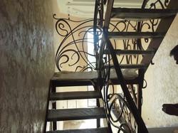 решение сложной лестницы