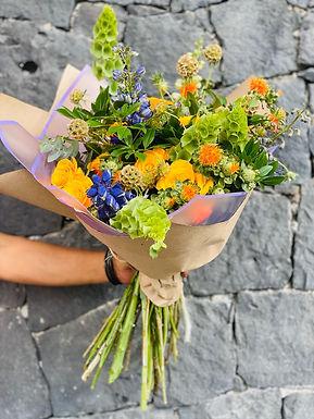 Bouquete rosas amarillas