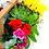 Thumbnail: Box Girasoles, Rosas, Suculenta, Trueno y Botella de vino