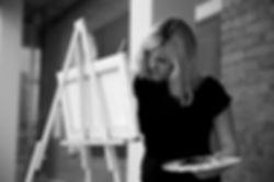 Художник; современное искусство; художник москва; девушка рисует; art; painter; анна коваль