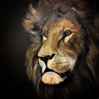 Смирение. Лев