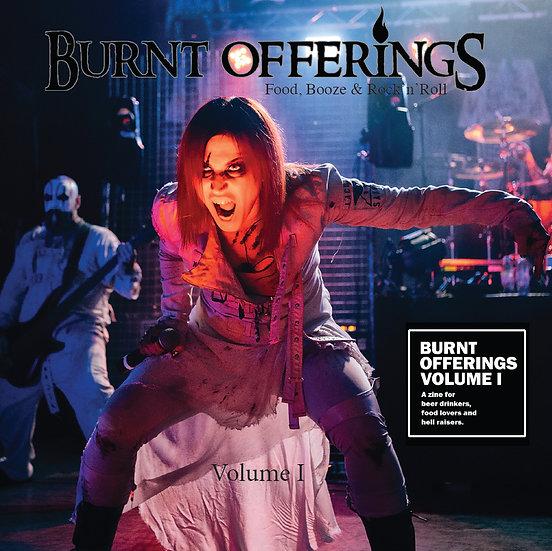 Burnt Offerings Magazine Volume One