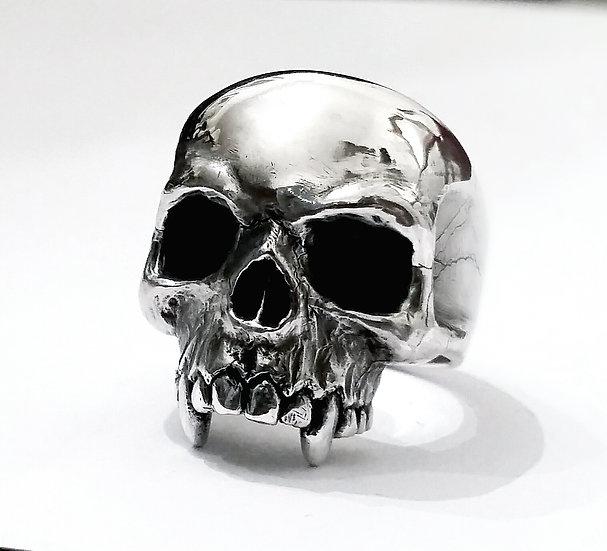 Vampire Skull Ring