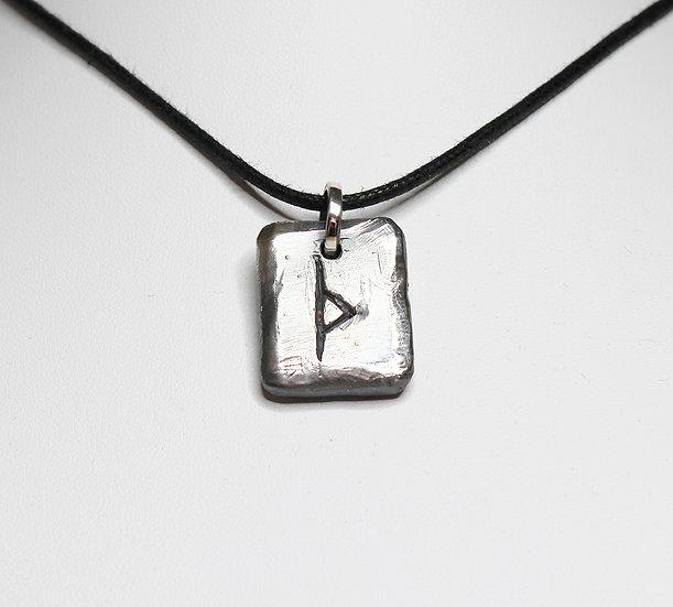 Thurisaz – A Giant or Thorn Rune Pendant