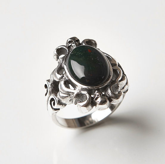 The Gala Bloodstone Ring
