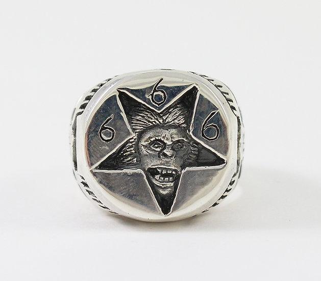 Iron Monkey ring