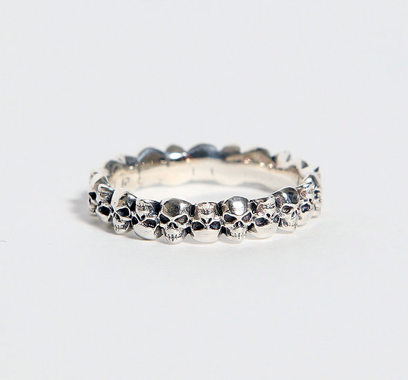 Stone Dead Forever Ring