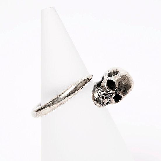 Skull Torc Ring