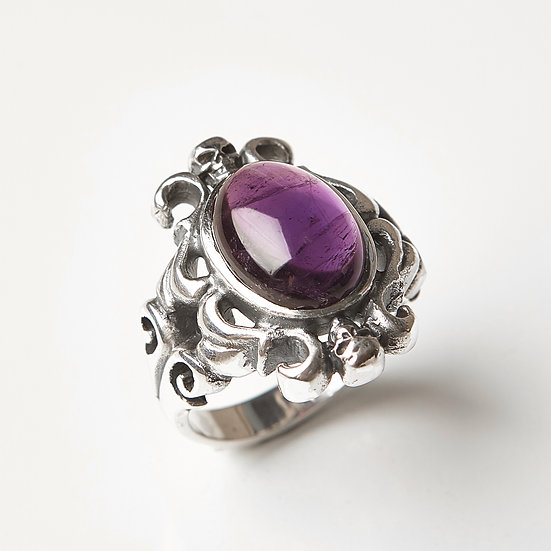 The Gala Amethyst Ring
