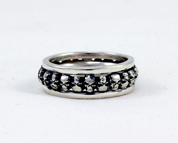 Stone Dead Forever II ring