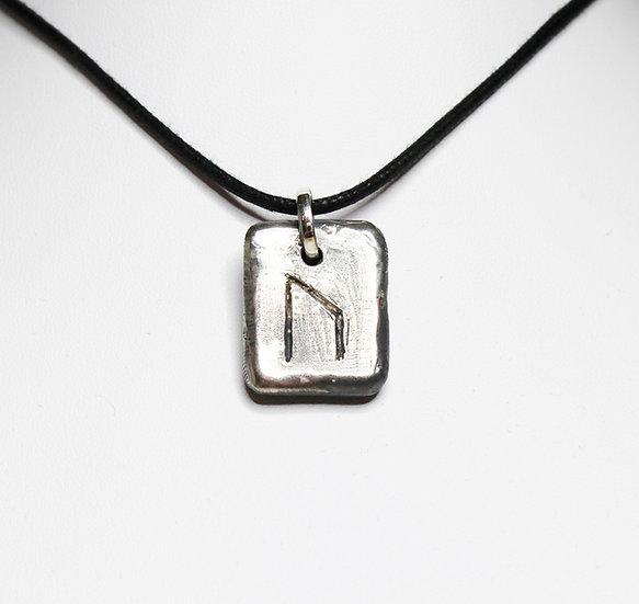 Uruz – Aurochs, Wild OX Rune Pendant
