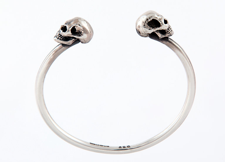 Twins Of Evil Torc Bangle