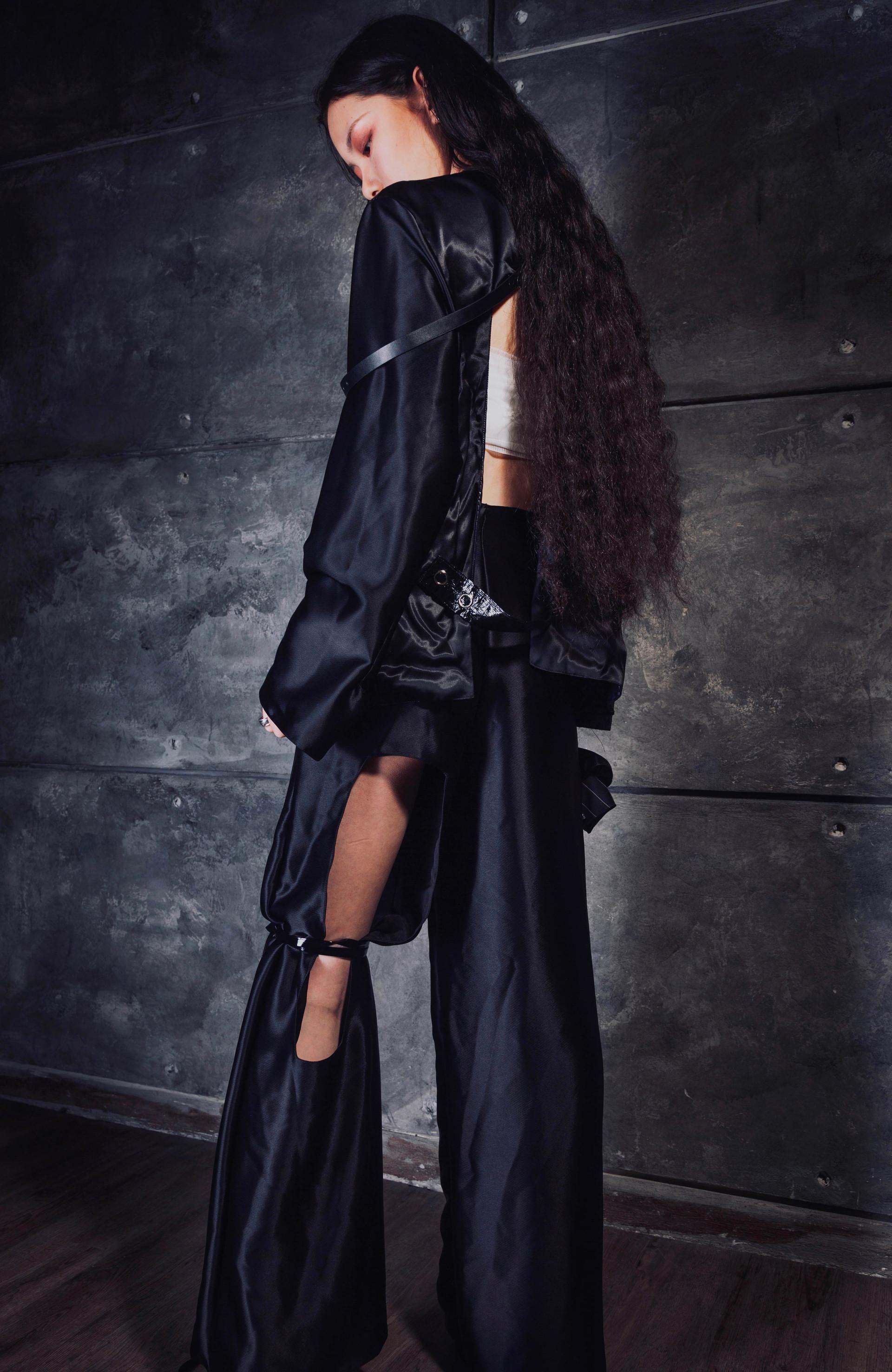 Design: Nadine Shu Styling: Nadine Shu Photograph: Alanis Santiago-Rodriguez Model: Vivian Li