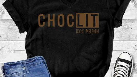 """Choc Lit"" Graphic Tee"
