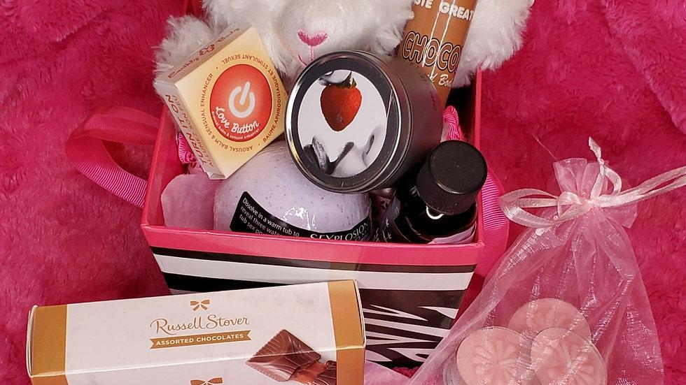 Fire and Desire Romance Kit