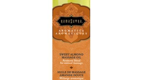 Aromatic Massage Oil - Sweet Almond - 8 Fl. Oz.