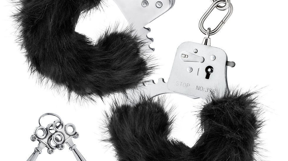 Temptasia - Plush Fur Cuffs