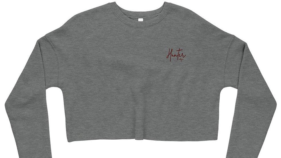 """""""Hunter"""" Crop Sweatshirt"""