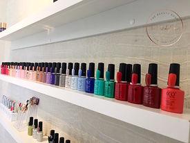 Salon gellak kleuren