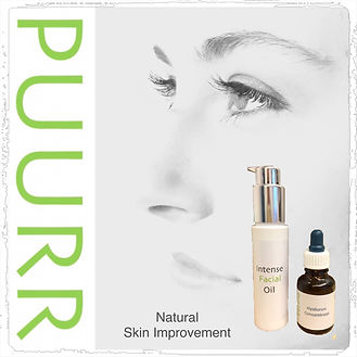 Puurr Natural skin improvement
