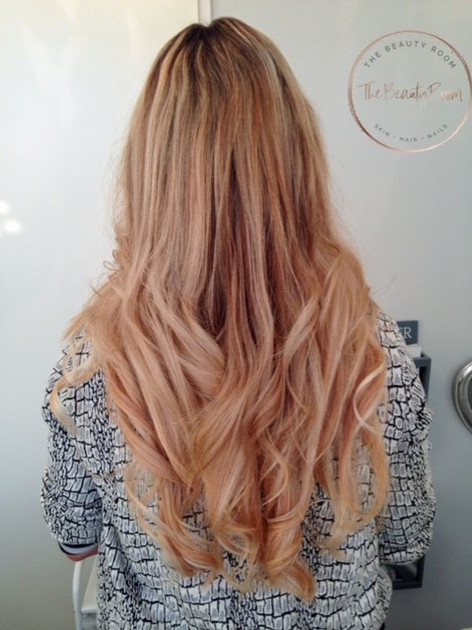 Hairextensions na